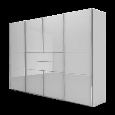Nolte Möbel Marcato 2.4 Schwebetüren-Panoramaschrank Ausführung 4A