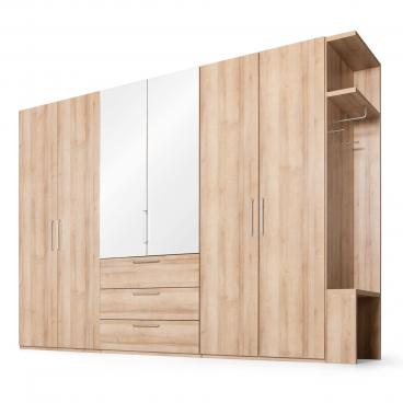 Nolte Concept Me 100 Planungs Kleiderschrank 6 Türig