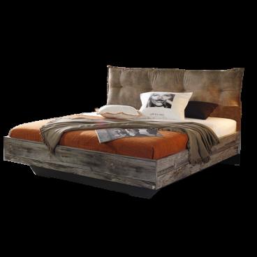 Rauch Select Timberstyle Wrkungsvolle Bett Kopfteil In Leder Optik