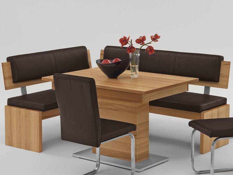 Niehoff Nina Eckbank Für Essgruppe Speisezimmer Sitzbank Esszimmer Bezug  Kunstleder Mega Farbe Und Größe Wählbar