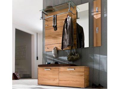 Wittenbreder massello schuh klappschrank mit spiegel und for Schuh klappschrank