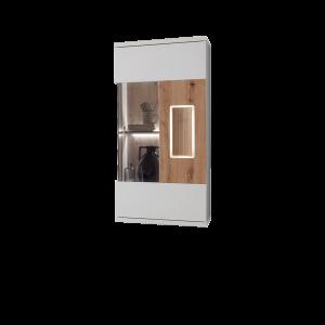 Ideal Mobel Wohnwand Manhattan Mit Highboard Unterteil Tv Aufsatz Paneel